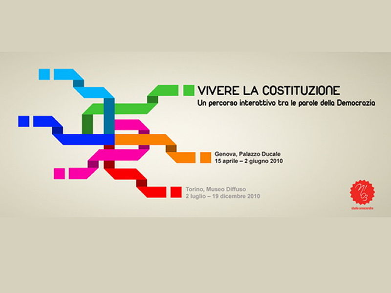 A multimedia path about reasons and principles of the Italian Constitution.